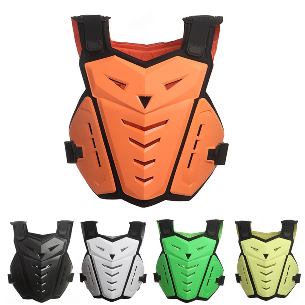Motorcycle Jacket Moto Vest Back Chest Protector Motorcross Armor Unisex Racing Body Gear Protection Motor Cross Protective