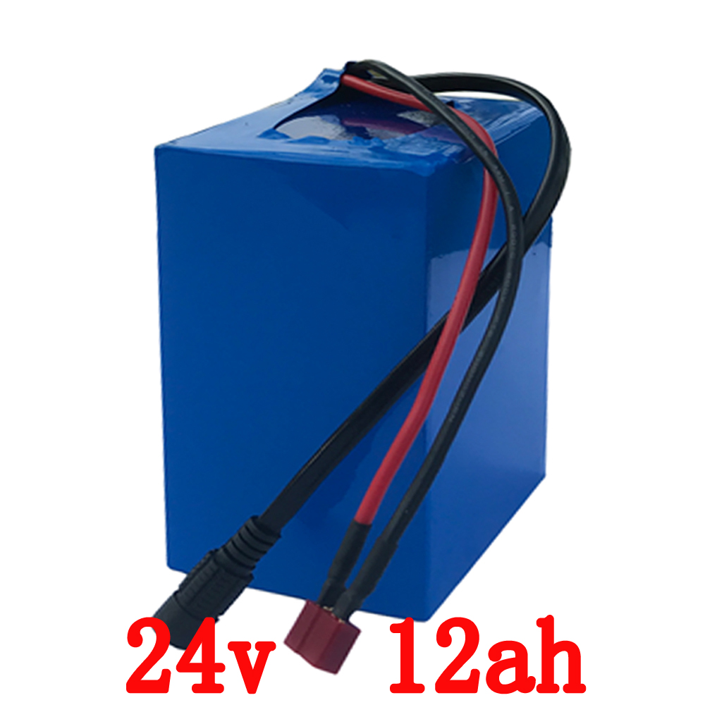 24v Battery 12ah 350w Ebike Battery 36v Lithium Bicycle Battery With 29.4v 2a Charger,15A  BMS 24v Battery Pack Free Shipping free shipping 48v 18ah lithium battery electric bicycle scooter 48v 1000w battery lithium ion ebike battery pack akku with bms