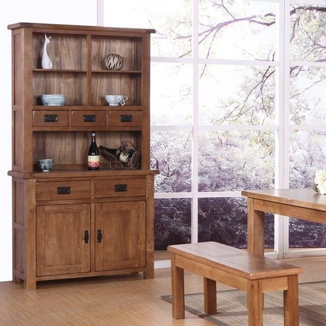 madera maciza aparador pequeo armario vino armarios ikea gabinetes de cocina minimalista moderna muebles especiales
