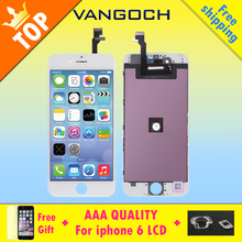 Tianma AAA Quality LCD For iPhone 5S 5G 5C 6 6 Plus LCD Display Assembly with 3D Touch Screen