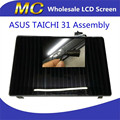 "Original New 13.3"" Full-HD Laptop LCD LED display for ASUS TAICHI 31 taichi31 touch screen assembly Double-sided screen"