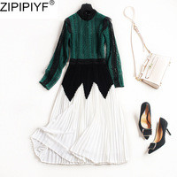 -2018-New-year-Women-Hollow-Out-Office-Ladies-Long-Sleeve-Pleated-Dress-Lace-Patchwork-Mid.jpg_200x200