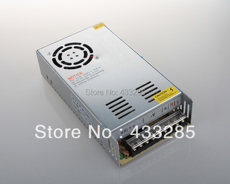ФОТО 350W 12V 30A Small Volume Single Output Switching power supply for LED Strip light 85-265V