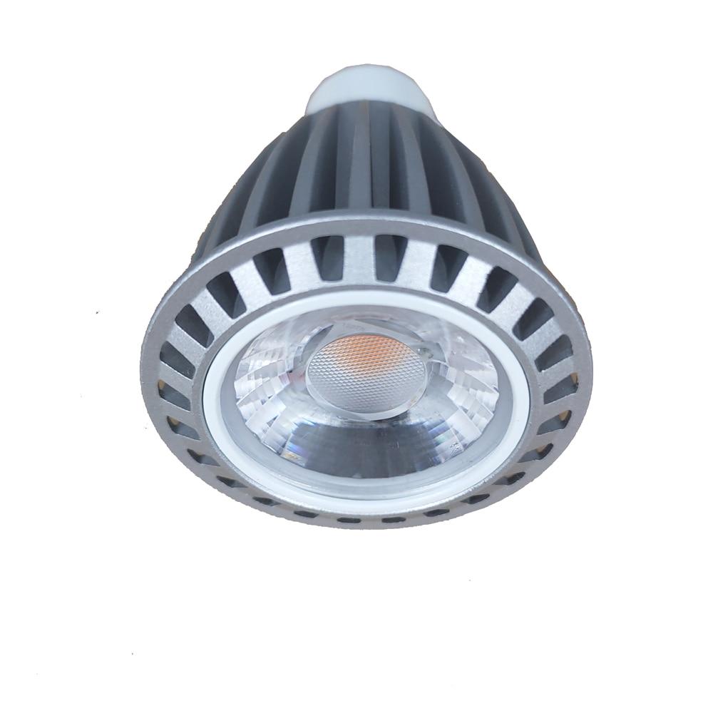 High CRI 95Ra GU10 E27 LED COB Spot Bulb Light High Quality Bulb For Hotel Shop Store Restaurant