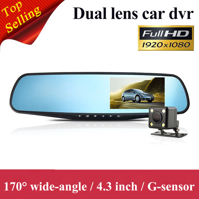 New Full HD 1080P Car font b Dvr b font font b Camera b font Novatek