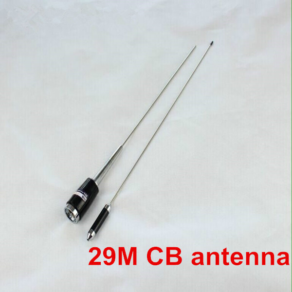 OSHINVOY CB Radio Whip Antenna 29MHz High Power 100W CB Antenna Mobile CB Ntenna 3dBi