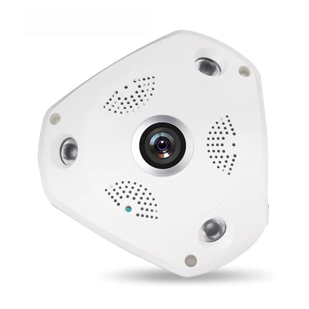 3G/4G Wireless 360 Degree Panoramic Mobile IP Camera with 3MP Alarm VR Camera Surveillance Used as WIFI Hotspots Free APP Alarm - 4