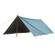 1pc New High Quality Multifunction Outdoor Hiking Camping 3.2 x 3m Waterproof Awning Camping Tent