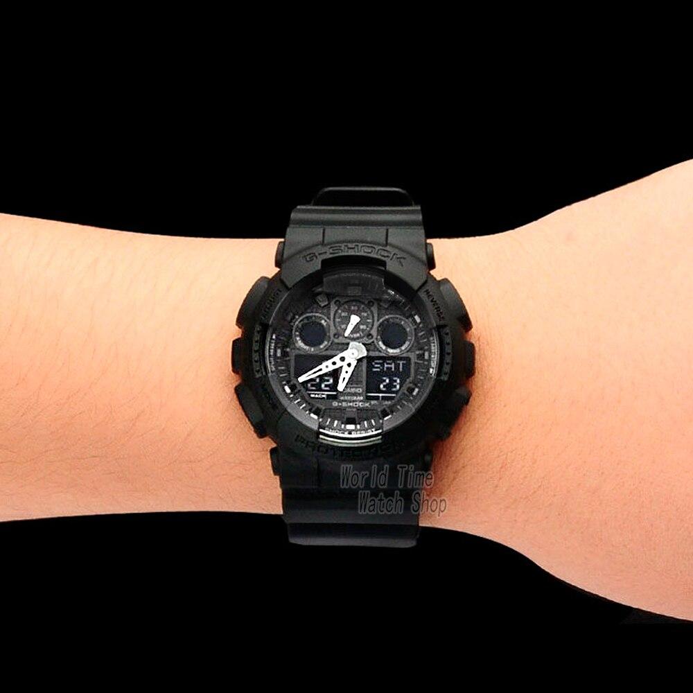 Image 4 - Casio watch men g shock top luxury set military Chronograph LED digital watch sport Waterproof quartz menwatch relogio masculino-in Quartz Watches from Watches