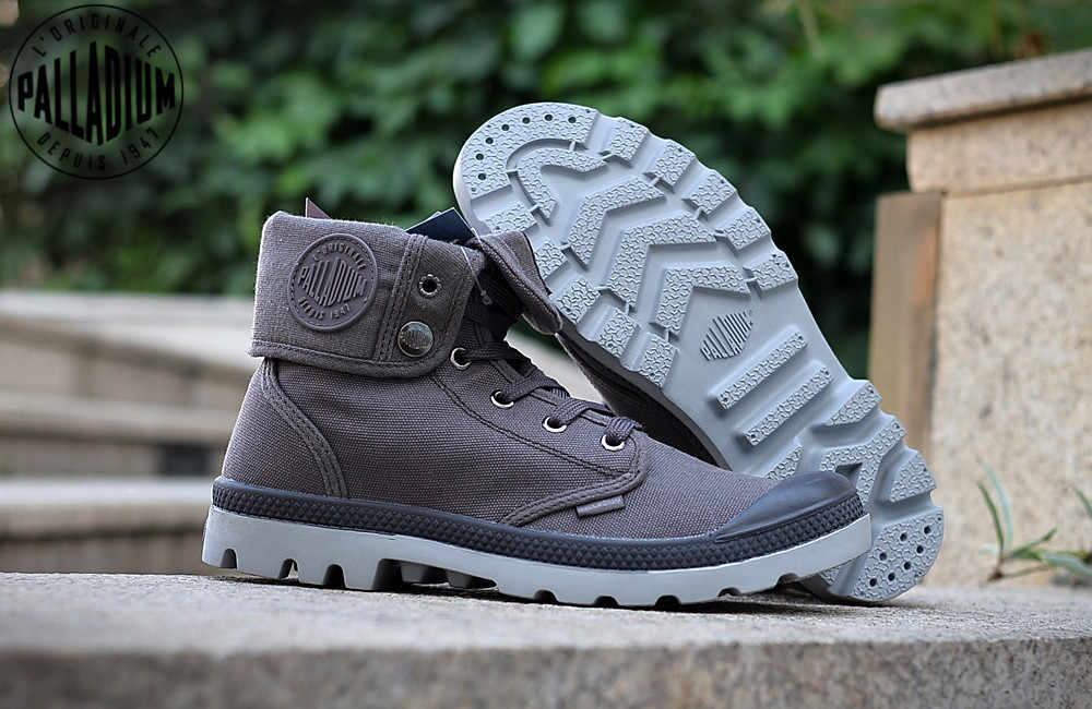 PALLADIUM мешковатые кроссовки удобные мужские высокие военные ботильоны  удобная повседневная обувь мужская повседневная обувь размер 40 5969f71ac5300
