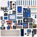Weikedz Projeto UNO R3 Starter Kit Completo com A Lição do CD, UNO R3, Fio de ligação em ponte, para Ar-du-ino