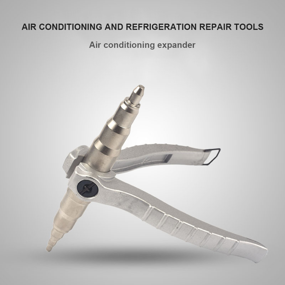 Hand Refrigeration Soft Copper Pipe Manual Tube Expander Swaging Tool