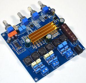 Image 4 - TPA3116 Bluetooth 4.2 Âm Thanh Kỹ Thuật Số Bảng Mạch Khuếch Đại 2.1 Siêu Trầm Khuếch Đại 50 + 50W + 100W Bass HIFI Âm ban