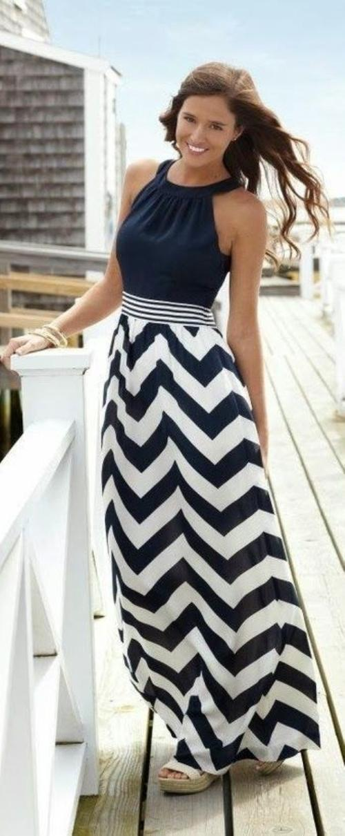 Length of petite maxi dress