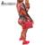 Elegante Ropa Deportiva Mujeres Chándal Establece Otoño Invierno 2017 de Moda Señoras de la Impresión de Ocio Chándales Para Mujer 2 Unidades Set Tallas grandes