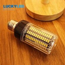 LUCKY LED Corn Bulb Light E27 E14 3W 5W 7W 9W 12W 15W No Flicker 360 degrees for Pendant Light Source  AC110V 220V 5730 SMD lamp