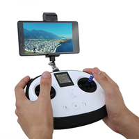 Original 2.4Ghz and 915M Remote controller with phone holder for Simtoo Dragonfly UAV drone