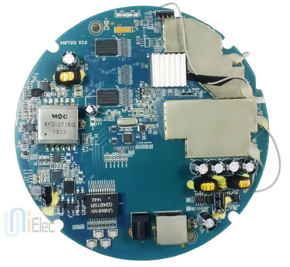 Detail Feedback Questions about Qualcomm QCA9563 and QCA9880
