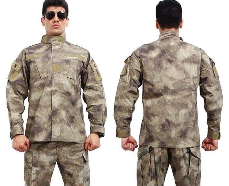 ACU Desert degital Camouflage suit sets Army Military uniform combat Airsoft uniform -Only jacket & pants