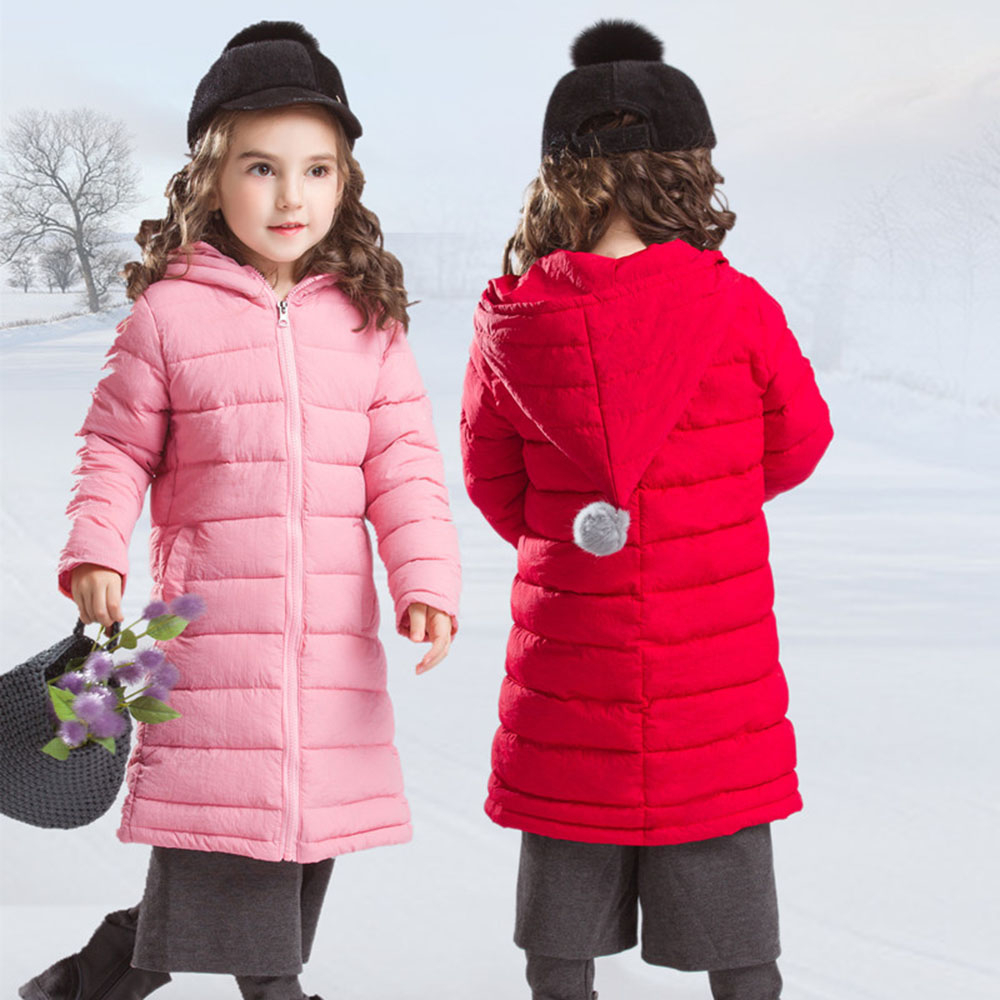 5663c11e9 new kids winter coats childrens winter clothes warm long coat for ...