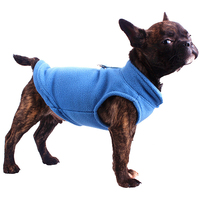 Winter Fleece Pet Clothes for Dogs Puppy Clothing Dog Coats & Jackets
