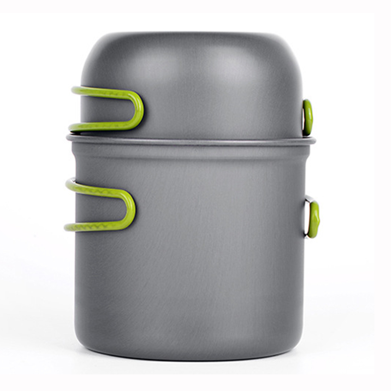 camp cooking pot 2l