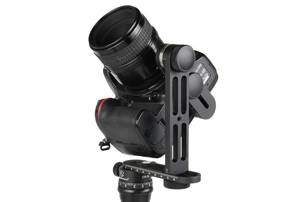 Dslr 360 Panoramas Professional Alüminium Panoramik Tripod Top Baş - Kamera və foto - Fotoqrafiya 3