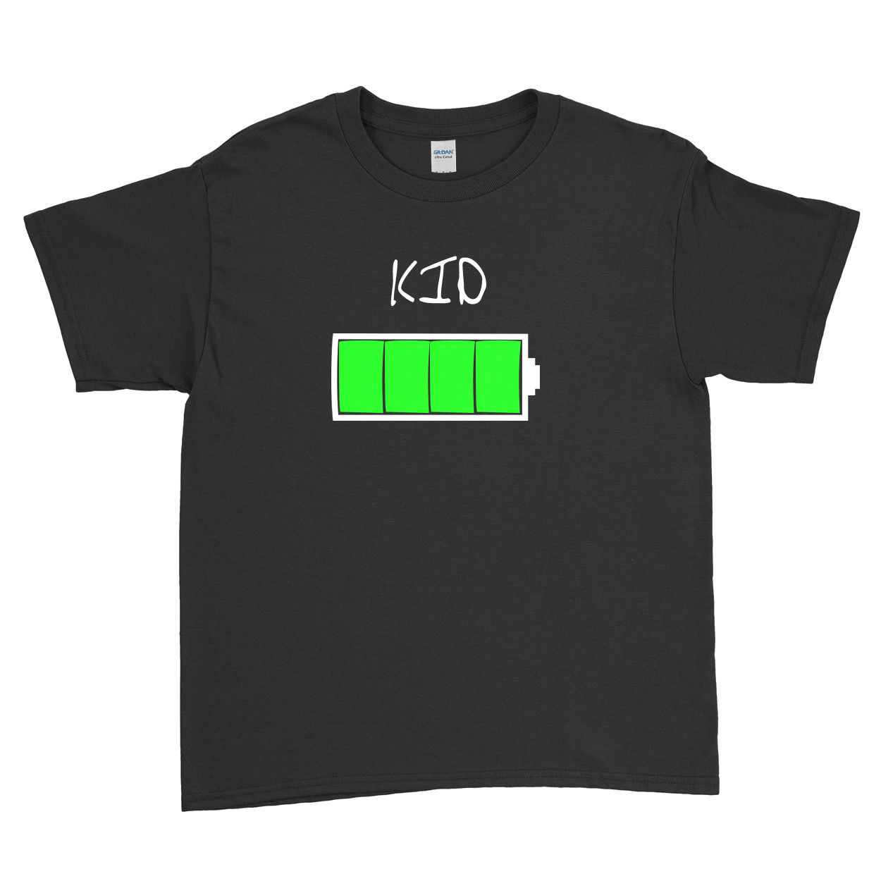 Dad Low Full Battery Icon Mommy Kid Baby Family Matching Couple Team T Shirt 100 Cotton Short Sleeve O Neck Tops Tee Shirts in T Shirts from Men 39 s Clothing