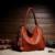 2016 Nueva Borla de Cuero Genuino Bolso de Mensajero de Las Mujeres Bolsos de Las Señoras Bolsos de Hombro de Las Mujeres Bolsos Crossbody Bolsa Feminina