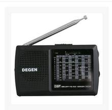 Degen de321 fm estéreo mw sw rádio dsp mundo banda receptor de rádio banda completa fm