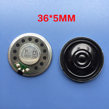 Sound-Speaker Mobile-Phone New Thick 5mm Ohms 16 Diameter-36mm