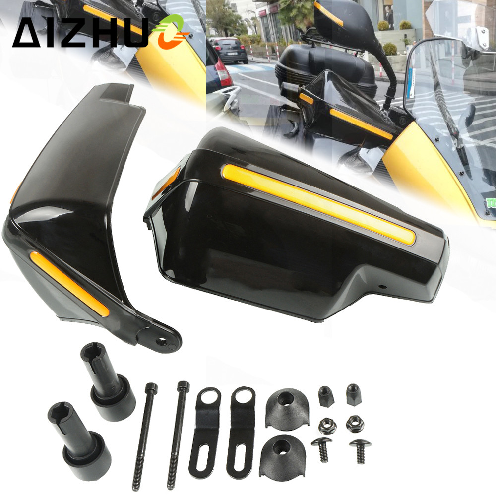 Motorcycle Hand Guard Handle Protector Shield Windproof Scooter For YAMAHA YZ 80 85 125 250 2001-2018 2017 2016 2014 2013 2012