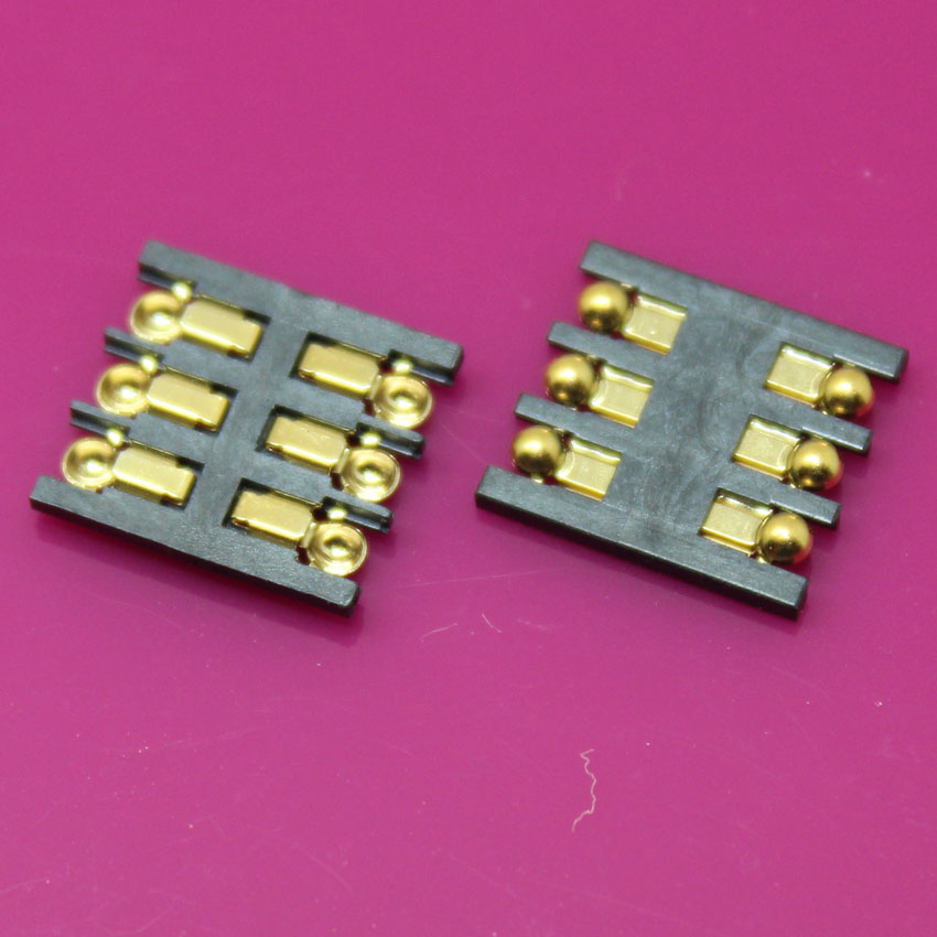 YuXi 100 Pieces Sim Card Reader Tray Socket Slot Holder For Huawei C8815 G610 C8813 T8833 G510 C8813