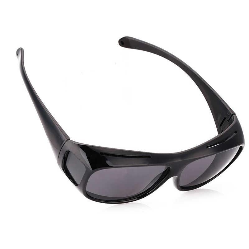 Óculos de Visão noturna Motorista Óculos Unisex HD Visão óculos de Sol Óculos de Condução Óculos de Proteção UV Óculos Polarizados Óculos de Sol Do Carro Óculos G121