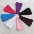 Children Black,Blue,Pink,Rose,Lavender,White Kids Girl Ballet Tutu Dance Skirt Skate Wrap Chiffon Hot 2pcs/Lot