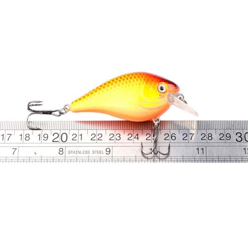 7,6 см-12,7 г зима снасти Поворотный джиг воблер прикормы жесткие приманки с свинца рыбы море