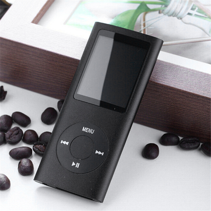 Mp4 Musik <font><b>Player</b></font> Radio FM Recorder Speler Lecteur HIFI Mp4 Sport Clip USB Aux muziek digital led lcd screen spieler <font><b>mp</b></font>-<font><b>4</b></font> image