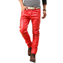 36dd3e83c Hommes Rivet Pantalon Promotion-Achetez des Hommes Rivet Pantalon ...