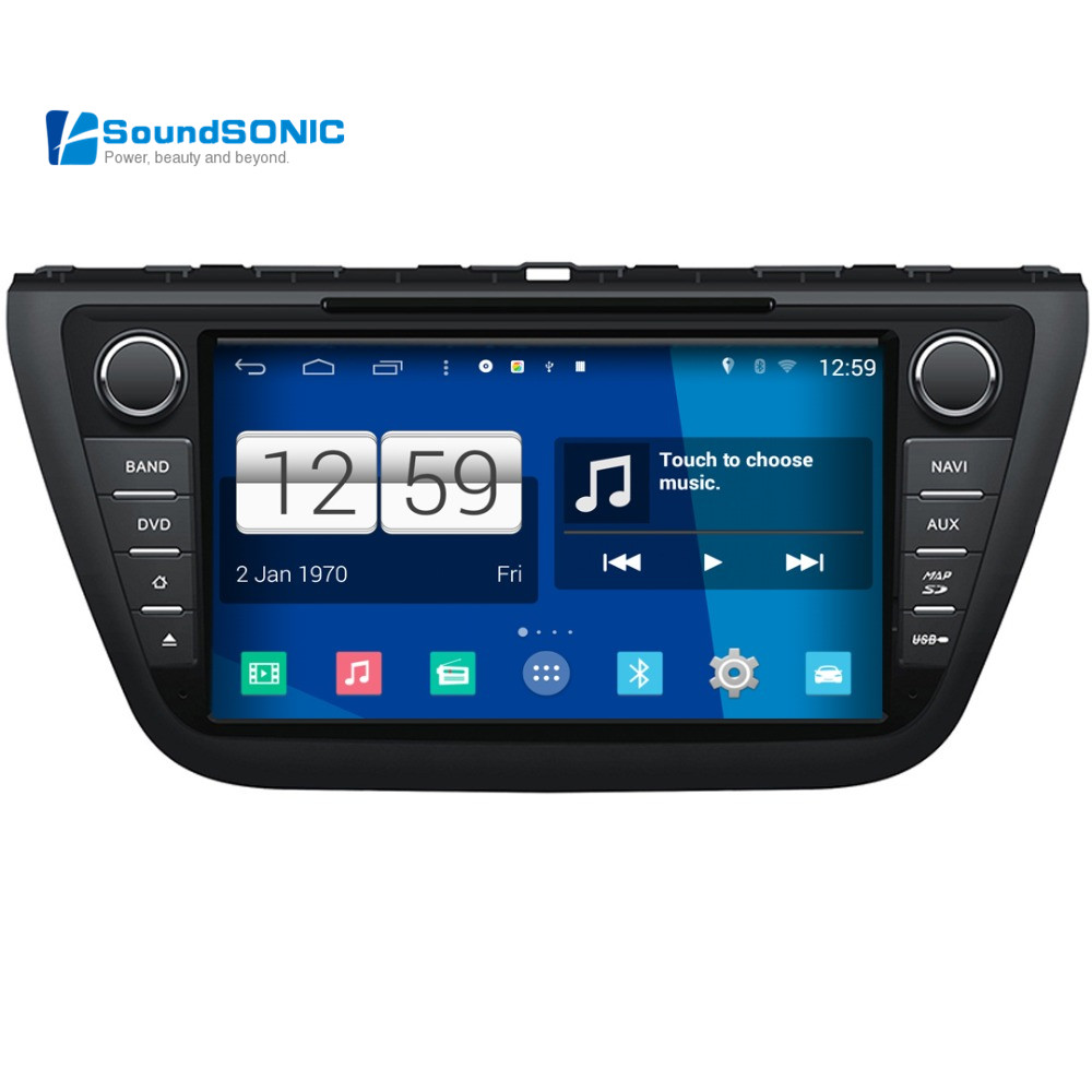 Android 4 4 4 For Suzuki Cross Sx4 S Cross Touch Screen Auto Car Radio Stereo Dvd Gps Navigator Navigation Autoradio Head Unit Android Cpu Navigation App Androidandroid Tablet Charging Dock Aliexpress