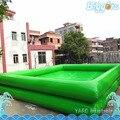 Inflatable biggors inflável piscina de tamanho personalizado para jogos de esportes