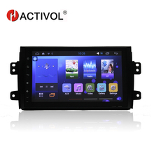 """Bway 9"""" car radio for Suzuki Sx4 2006-2012 Fiat sedici 2006-2010 android 7.0 car dvd player with gps,SWC,wifi,Mirror link"""