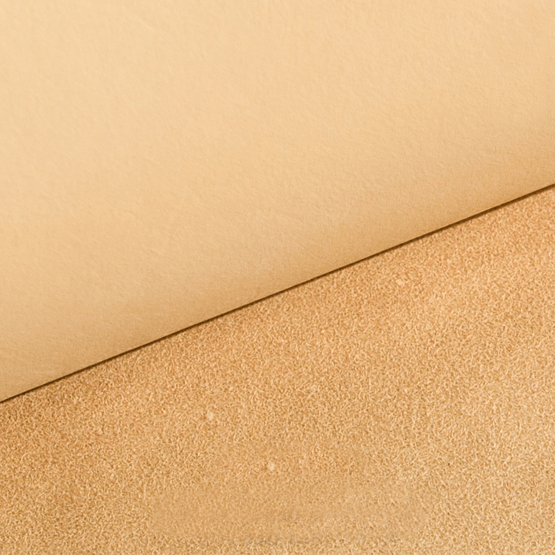 1.0mm leather good for making bags DIY material color plain easy for dye genuine leather wallet lining-1