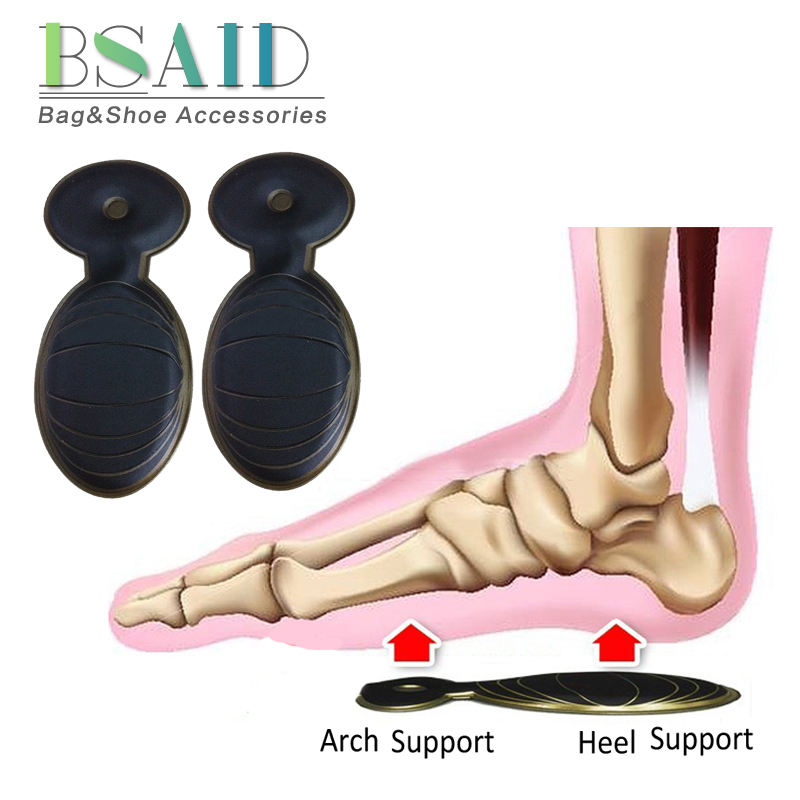 BSAID Massage Inserts Silicone Insoles Orthotic Arch Support Shoe Pad 1 Pair Rebalance Cushion Insoles For Shoes Inserts Unisex bsaid massage inserts silicone insoles orthotic arch support shoe pad 1 pair rebalance cushion insoles for shoes inserts unisex