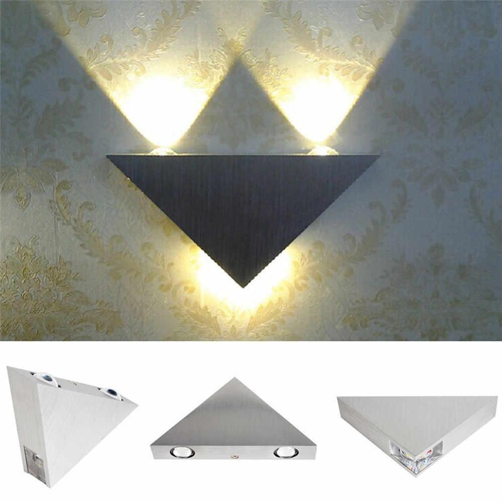 Led Logam Sconce Dinding Lampu Kamar Tidur Serambi Hotel Kantin Diy Lampu Cahaya Ambient Dinding 2019 Led Lampu Dinding Dalam Ruangan Aliexpress