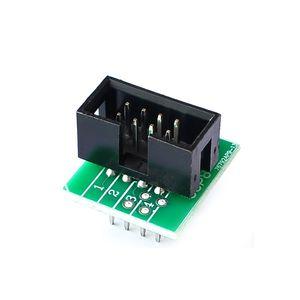 Image 5 - Clip de prueba Versión de Actualización SOP8 para EEPROM 93CXX / 25CXX/24CXX, programación de Circuitos Integrados + 2 adaptadores