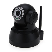De TENVIS WiFi Smart Wireless 720 P Pan/Tilt Cámara IP de 1MP IR Noche Vision Video Monitor de CCTV Cámara de Seguridad Inicio de Alarma Cam EE. UU. Plug