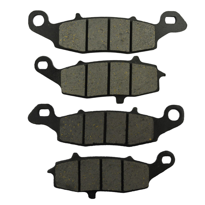 Motorcycle Front Left & Front Right Brake Pads For SUZUKI GSF600S GSF600K Bandit 600 GSF 600 2000-2004 Brake Disc Pad motorcycle front