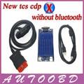 Novo Vci 2014. R2/2015. R1 + ativar Livre cdp sem Bluetooth TCS cdp pro obd2 OBDII OBD II Scanner Auto Carro Carros/TURCKs