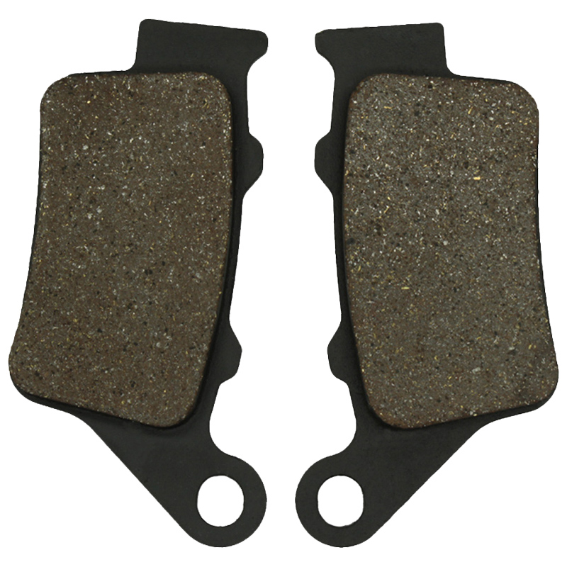 Cyleto Front and Rear Brake Pads for APRILIA Pegaso 650 Trial 2006 2007 2008