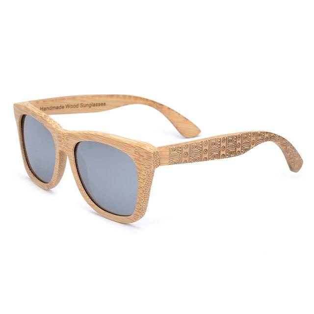 BOBO BIRD - Retro Bamboo Sunglasses 2